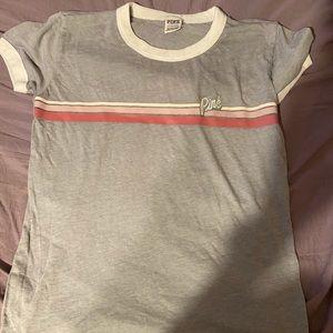 Pink shortsleeved shirt!💖